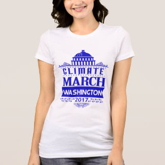 People's Climate March for Justice T Shirts