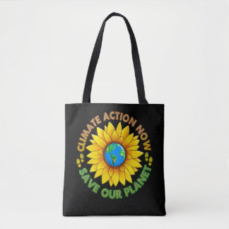 People's Climate March for Justice Tote Bags