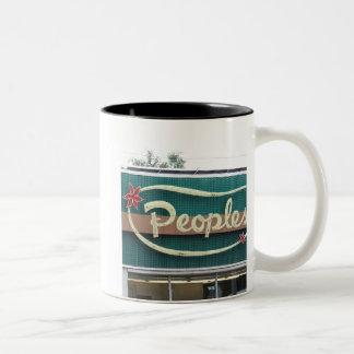Peoples Flower Shop Nob Hill - Mug