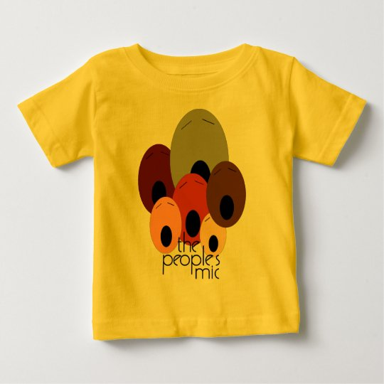 Peoples Mic Baby T-Shirt