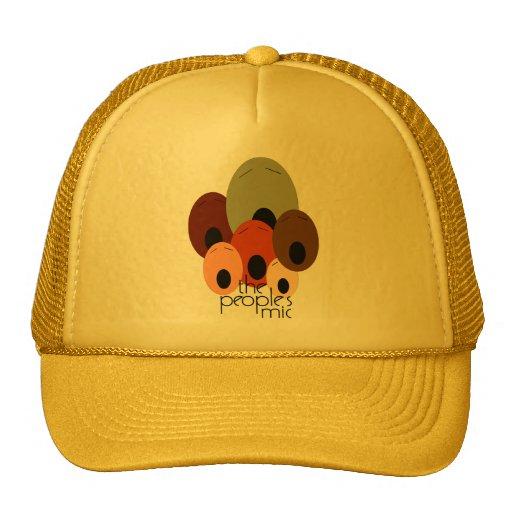 Peoples Mic Trucker Hat