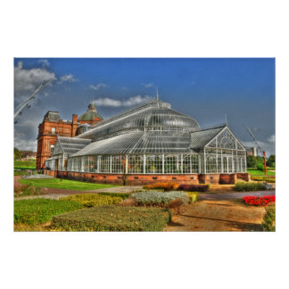 Peoples Palace Glasgow Photographic Print