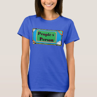 People's Person Tee
