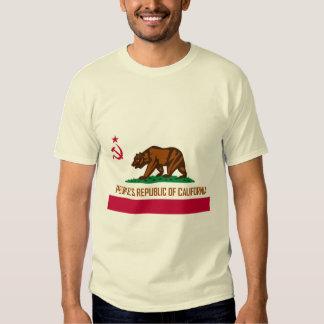 People's Republic of California T Shirt