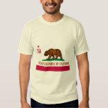 People's Republic of California T-shirts