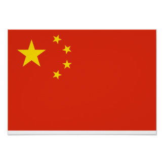 People's Republic of China Poster