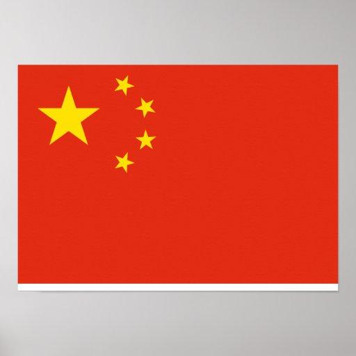 People's Republic of China Print