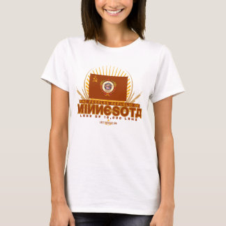 People's Republic of Minnesota T-shirt