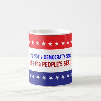 People's Seat Election Message Mug
