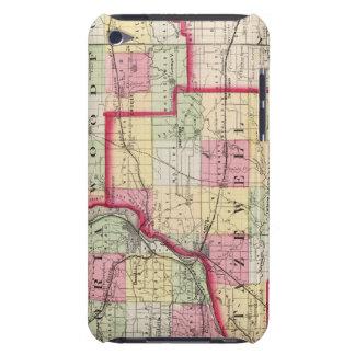 Peoria, Woodford, condados de Tazewell iPod Touch Cobertura