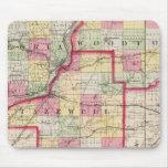 Peoria, Woodford, condados de Tazewell Alfombrillas De Raton