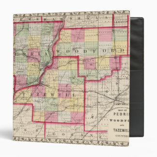 Peoria, Woodford, Tazewell counties Binder