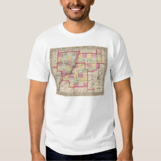 Peoria, Woodford, Tazewell counties T-Shirt