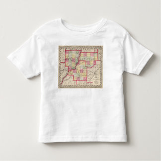 Peoria, Woodford, Tazewell counties Toddler T-shirt