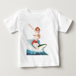 Pep you Up, Ride the Shark Baby T-Shirt