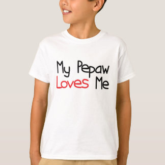 Pepaw Loves Me T-Shirt