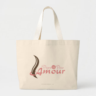 Pepe Le Pew - Amour Tote Bags