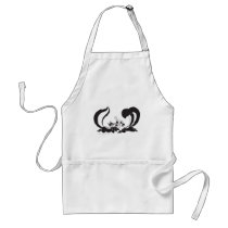 Pepe Le Pew and Penelope 4 Adult Apron
