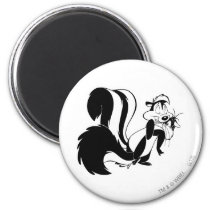 Pepe Le Pew and Penelope Magnet
