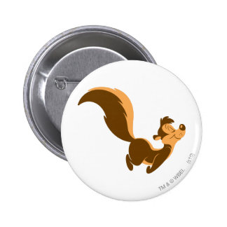 Pepe Le Pew - Flying Stench Pinback Button