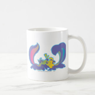 Pepe Le Pew In Love Coffee Mug
