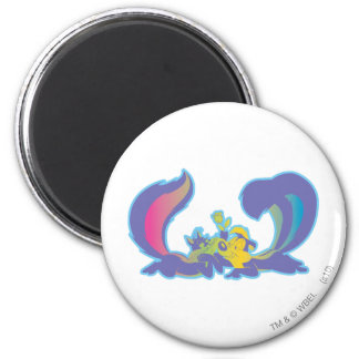 Pepe Le Pew In Love Magnet