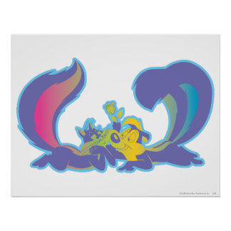 Pepe Le Pew In Love Poster