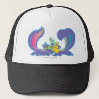 Pepe Le Pew In Love Trucker Hat