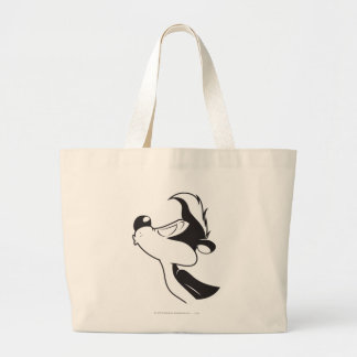 Pepe Le Pew Kissing Canvas Bags