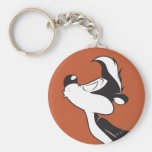 Pepe Le Pew Kissing Keychains