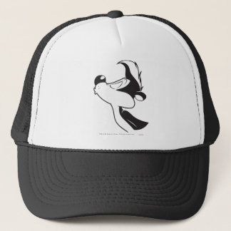 Pepe Le Pew Kissing Trucker Hat