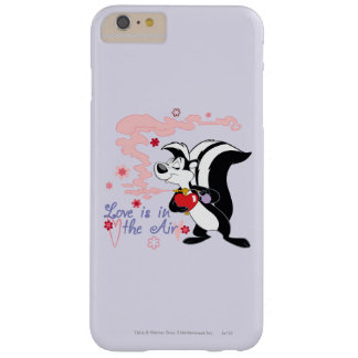 Pepe Le Pew Love is in the Air Barely There iPhone 6 Plus Case