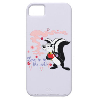 Pepe Le Pew Love is in the Air iPhone 5 Covers