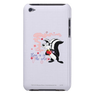 Pepe Le Pew Love is in the Air iPod Touch Covers