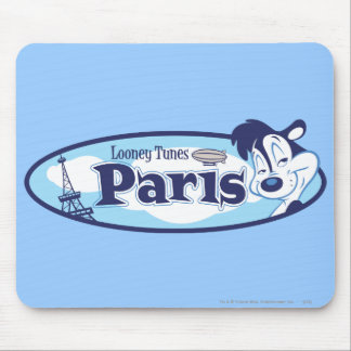 Pepe Le Pew Paris Mouse Pad