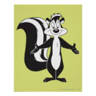PEPE LE PEW™ Standing Tall Poster