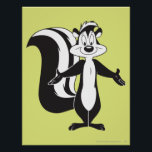 "PEPE LE PEW™ Standing Tall Poster<br><div class=""desc"">Pepe Le Pew Character Art</div>"