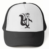 PEPE LE PEW™ Standing Tall Trucker Hat
