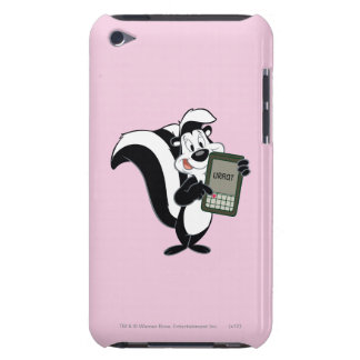Pepe Le Pew URAQT Barely There iPod Cases