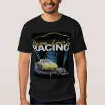 PEPE LOCO RACING Black T Shirt