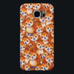 "Pepe Love Samsung Galaxy S6 Case<br><div class=""desc"">A bundle of adorable Pepes by Tsepish!</div>"