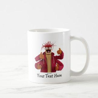 Pepe the King Prawn Classic White Coffee Mug