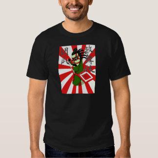 Pepino 1 de Kabuki Playera