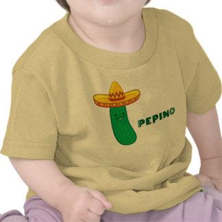 Pepino Camiseta