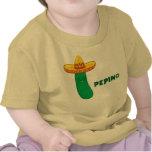 Pepino Tee Shirts