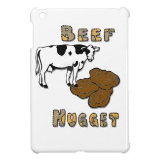 Pepita de la carne de vaca iPad mini carcasa
