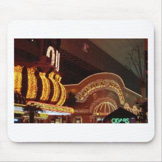 Pepita de oro de Las Vegas Mouse Pad
