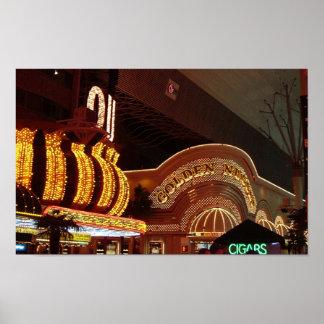 Pepita de oro Las Vegas Poster