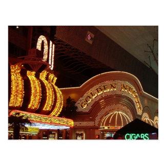 Pepita de oro Las Vegas Postal