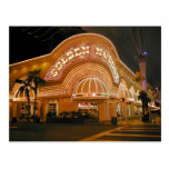 Pepita de oro Las Vegas Tarjetas Postales